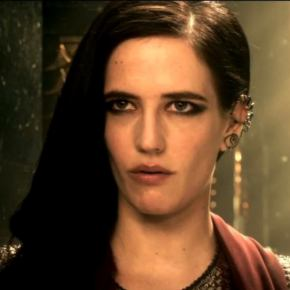 Eva Green, la actriz que interpreta a Artemisia en 300: Rise Of An Empire
