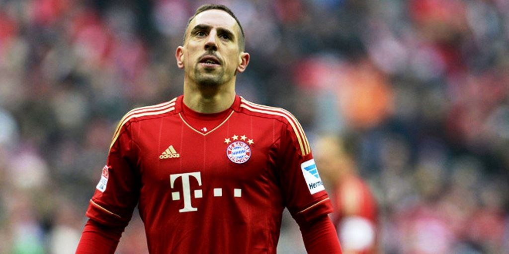 Ribery-Bayern