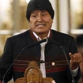 Evo Morales culpa al secretario general de la OEA por violencia enVenezuela