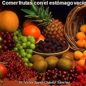Comer Frutas con el estómago vacío hace trabajar alcerebro