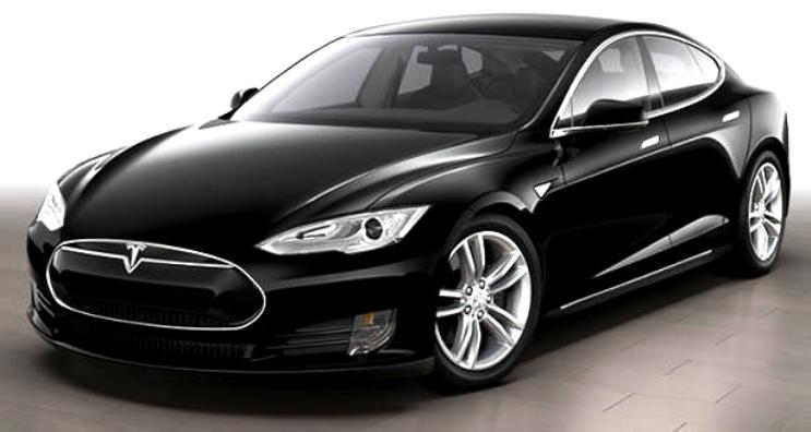 Tesla Motors presentó el Model D