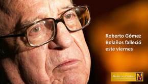 Roberto Gómez Bolaños, la vida del travieso superhéroemexicano