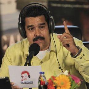 Maduro se prepara para invertir más en propaganda a pesar de lacrisis