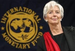 """Christine Lagarde: """"Perderán los pobres en una guerra comercial."""""""