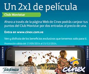 CINEX  2  X  1