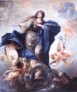 inmaculada- Concepción despelucadal