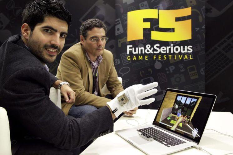 Medicina Virtual Glove