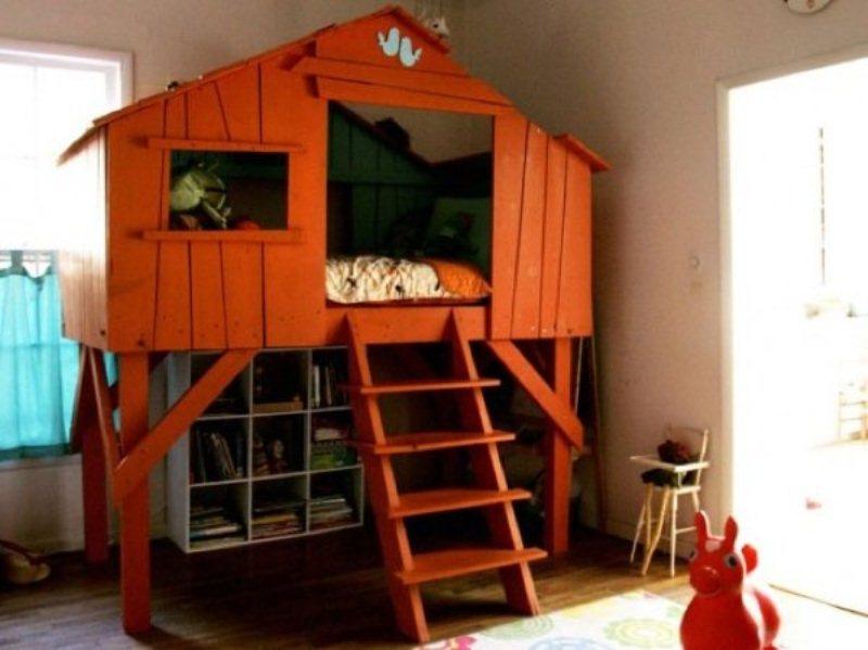 Claves para construir la casita del rbol o el rinc n de - Casas en arboles para ninos ...