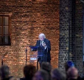 Sobrevivientes de Auschwitz instan a evitar que se repitaHolocausto