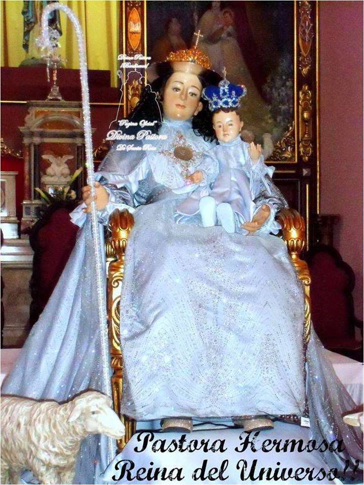 Vestido salesiano Divina Pastora