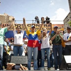 Vivanco de HRW insta a Almagro a aplicar la Carta Democrática aVenezuela