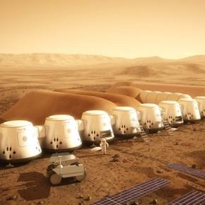 """""""En 2023 Marte tendrá una colonia humana permanente"""" (y un 'realityshow')"""
