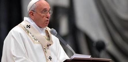 Papa Francisco: ¡O santidad o nada! Hay que apasionarse por el cielo