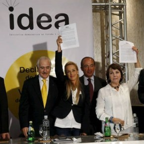 Ex-Presidentes abogan por libertad de presos políticos y por no arruinar aVenezuela