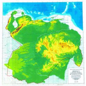 Guyana contra Venezuela: Su Amor y dolor. Nuestra Soberanía territorial y marítima.Conócela.