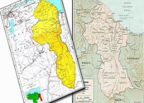 Venezuela no reclama el territorio Esequibo por complacencia deChávez-Fidel