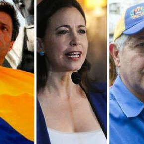 López, Machado y Ledezma galardonados con premio a la libertad enEspaña