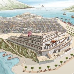 Encuentran en MURCIA Palacio de Asdrúbal con  veintidós siglos deantigüedad