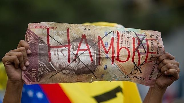 Venezuela, país rico con hambruna y epidemias en expansión
