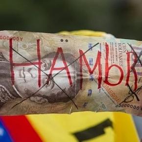 Venezuela, país rico con hambruna y epidemias enexpansión