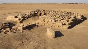 Descubren en Sudán 16 pirámides de 2.000 años con ofrendas al diosOsiris