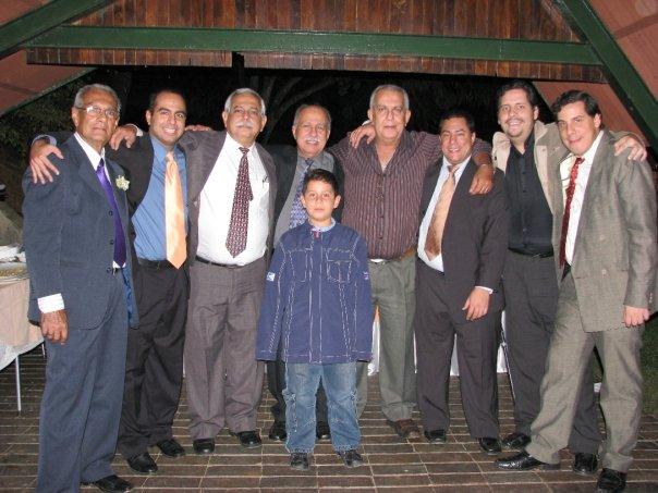 A cuatro años de tu partida a la Paz del Señor Alberto Enrique Araujo Olivares.