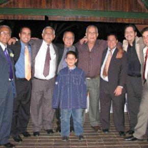 A cuatro años de tu partida a la Paz del Señor Alberto Enrique AraujoOlivares.