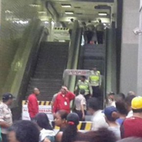 Asesinan a hombre en estación Plaza Venezuela del MetroCaracas