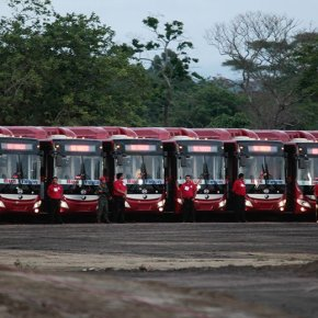 Planta ensambladora de autobuses Yutong se inaugurará la próximasemana