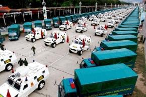 ¿Venezuela traerá 100.000  FUERZAS ELITE ANTIMOTINES chinos para proteger aMaduro?