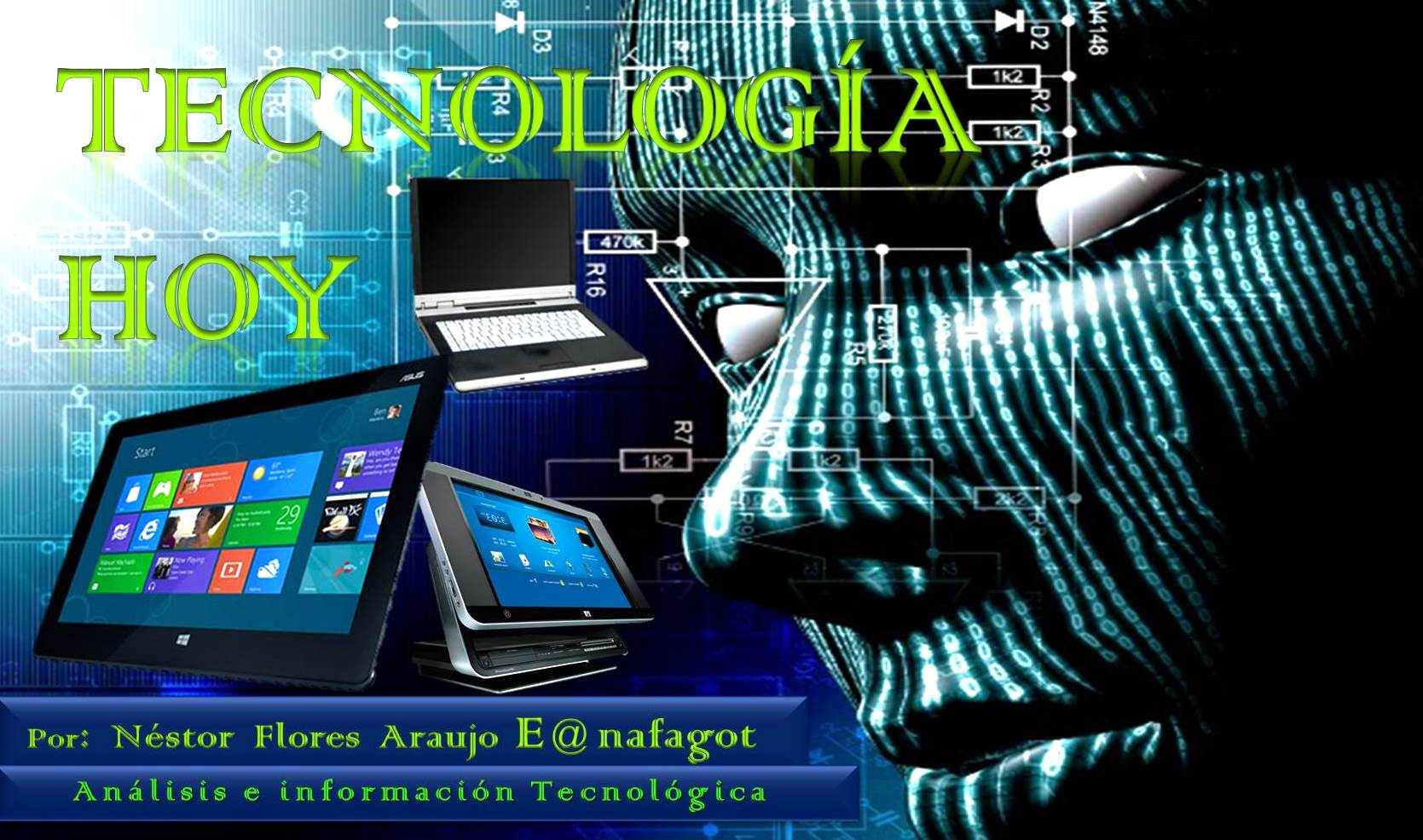 Pendon Tecnologia hoy - Nestor Flores