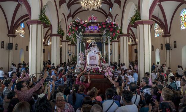 Divina Pastora procesión 2016