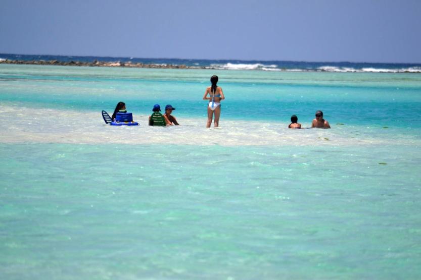 Playa de Isla Tortuga