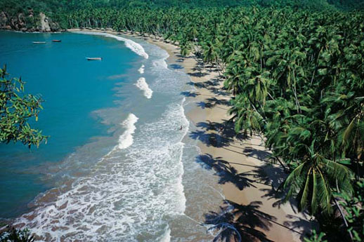 playa Medina, cumaná, Estado Sucre