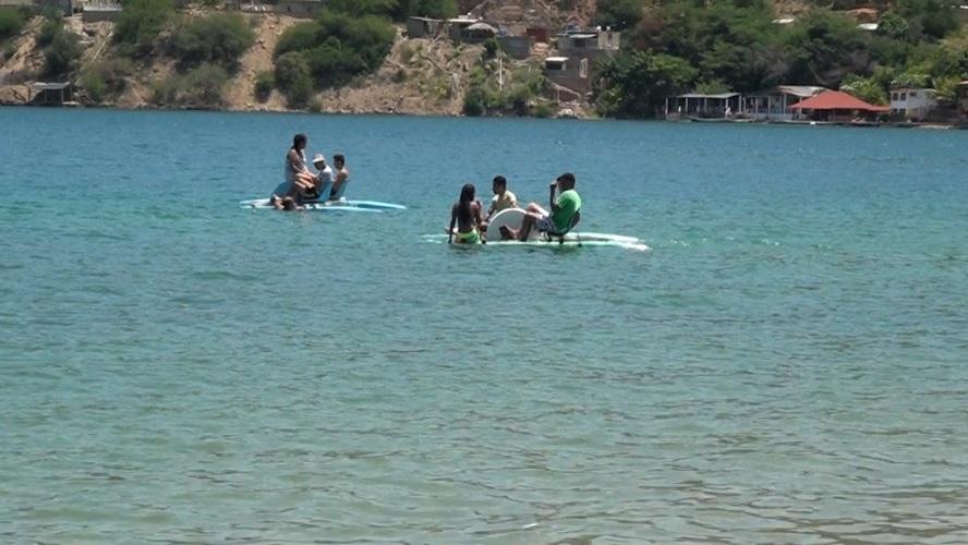 Playa Quetepe LANCHAS