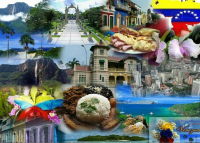 Venezuela tricolor ambiente paisajes