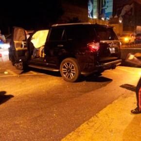 Acribillado escolta de Tareck El Aissami en las Mercedes,Caracas.
