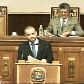 Nacho Estuvo en la Sesión Especial De la Asamblea Nacional donde genero controversia tras contundente discurso(+Video)