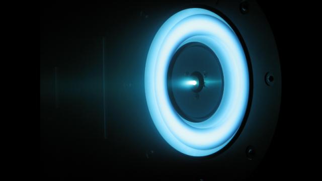 El motor de iones de Xenon de la NASA