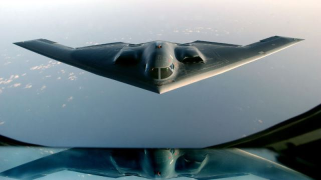 el X-47B