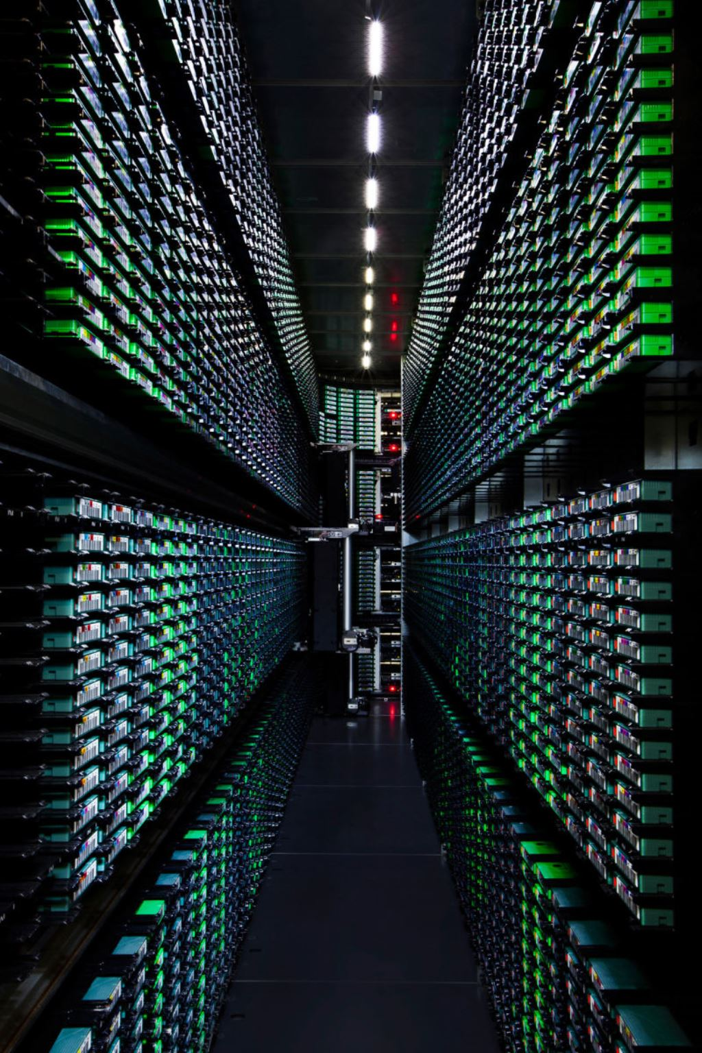 Las granjas de servidores de Google3
