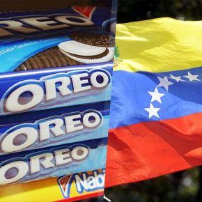 Oreo dejará de registrar sus ventas en Venezuela debido al colapsoeconómico