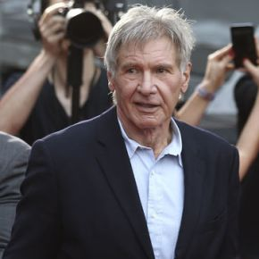 "Acusan a productores de ""Star Wars"" por accidente de Ford"
