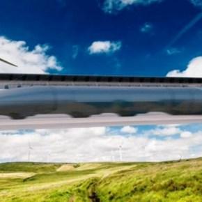 Hyperloop: La cápsula que viaja a 1.200 kms porhora