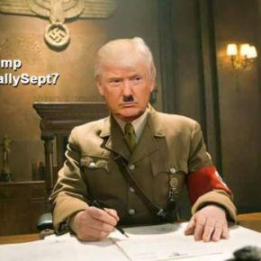 Donald Trump es nominado al premio nobel de la paz o ¿de laantipaz?