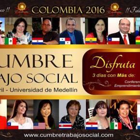 III Cumbre de Trabajo Social de AméricaLatina.