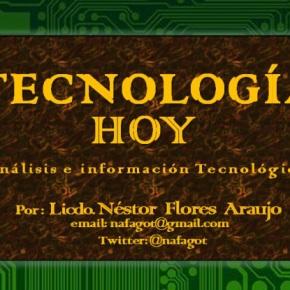 Néstor Flores Araujo: Niños, a divertirse con latecnología.
