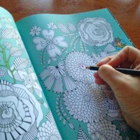 El Dibujar y Pintar reduce elestrés