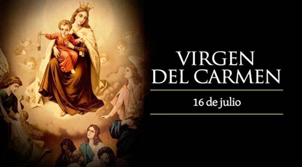 La Virgen del Carmen un gran Fervor en las Calles