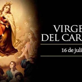 La Virgen del Carmen un gran Fervor en lasCalles